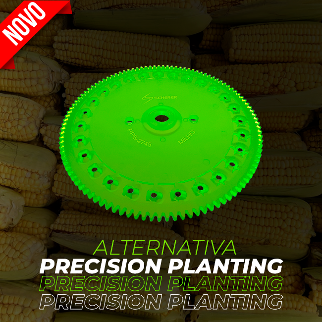 Banner precision planting
